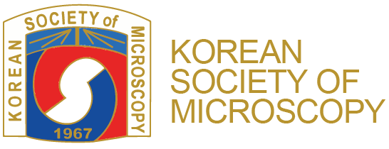 Korean Society of Microscopy (KSM) logo
