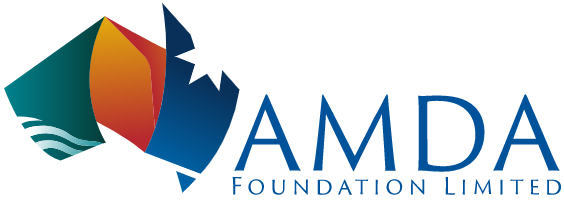 AMDA Foundation Limited. logo