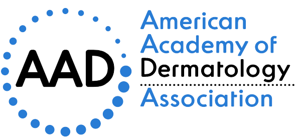 American Academy of Dermatology Association logo