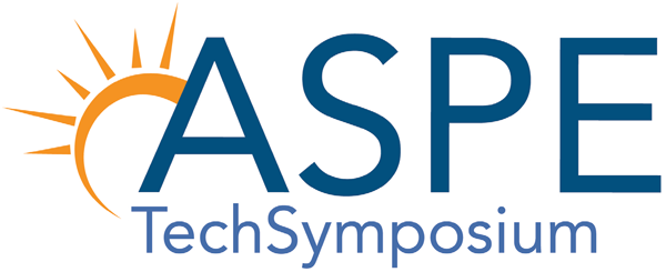 ASPE Tech Symposium 2021